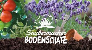 Saubermacher Bio-Pflanzerde Bodenschatz