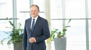 Stoelzle Oberglas CEO DI Georg Feith