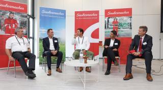 Panel Diskussion im Rahmen der Kommunalmesse