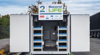 Batteriespeicher am Standort Premstätten
